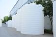 黃岡10噸塑料水箱戶外化工桶攪拌桶