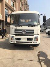 贵港东风天锦带6.3吨吊机免征一拖二清障车厂家出售低价格