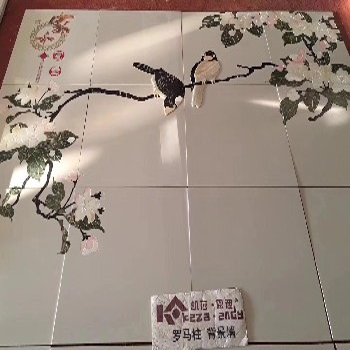 佛山品牌凯莎恩迪石材瓷砖罗马柱背景墙厂家别墅石材装饰