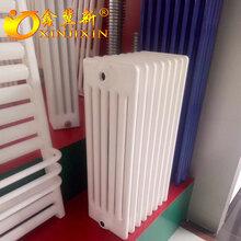 鋼制柱型gz606散熱器A鋼制柱型廠房用散熱器鑫冀新暖氣片