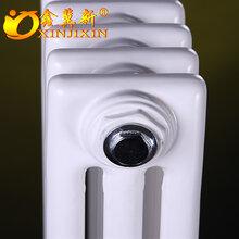 鋼制三柱暖氣片廠家A工程專用暖氣片大功率散熱器