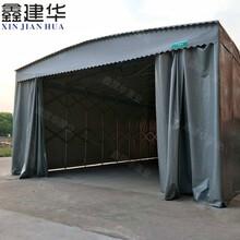 天津物流仓储篷房价格,大型仓库棚图片