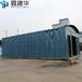 北京鋼架倉庫棚定做,倉儲篷房安裝