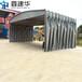 上海膜結構伸縮棚價格,戶外伸縮棚廠家