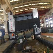 国产数控龙门铣6米3.2米满足客户加工需求重型加工神器图片
