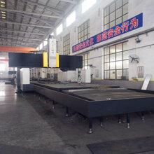 選購一臺6米輕型數控龍門銑床數控龍門光機圖片