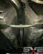 大众帕萨特改装中尾段阀门排气