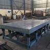 翻砂铸造振动平台,三维振动平台,化工专用震动平台,消失模振实台,铸造用振动平台