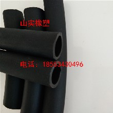 TPV橡膠管健身器材專用撕不爛手把套三元乙丙橡膠管套圖片
