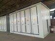 信合厂家供应预制舱,一次设备预制舱,尺寸可定制图片