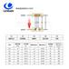 JET認證溫度保險絲,UMI內橋熱熔斷體12Y