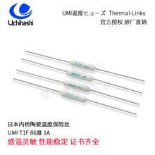安全电具温度保险丝,UMI内桥热熔断体T1F