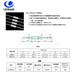 新能源汽车电池过热保护,内桥温度保险丝LE080