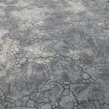 湖南张家界桑植仿砖纹路压花包工包料_混凝土压花地坪图片价格图片