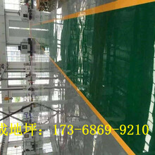 南京高淳环氧地坪涂料施工——包工包料图片