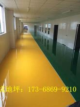 南京仓库环氧水性漆地坪厂家——包工包料图片