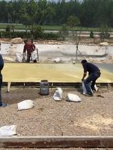 厂家::丽水水泥压模地坪--服务至上图片