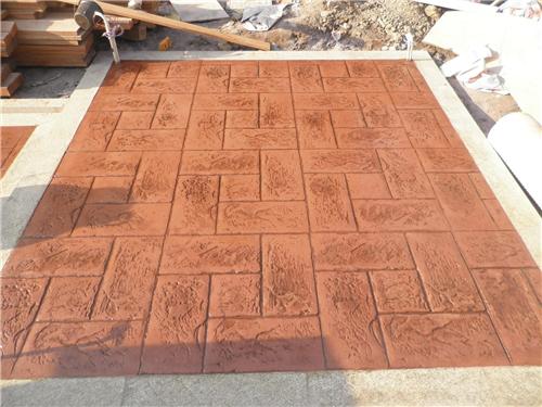 专业:阳泉水泥压模路面厂家双包