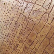 (专业):绍兴水泥压印路面--园林街道图片