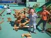 濟寧幼兒園玩教具廠家積木炭燒積木構建區積木益智積木玩具批發