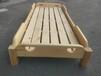 幼兒園家具兒童床實木兒童床幼兒園午睡床單人床實木兒童床