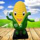 仿真蔬菜雕塑制作精良圖