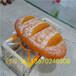港粵雕塑仿真食物制作,供應港粵雕塑玻璃鋼面包雕塑面包門頭裝飾發光面包款式新穎