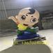 港粵雕塑卡通雕塑,承接吉祥物雕塑色澤光潤