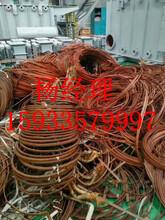 江苏省扬州市电缆回收带皮电缆回收价格图片