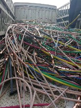 湖北宜昌高压电缆回收本月回收价格哪家好