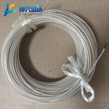 高溫低噪音電纜STFF-1.6聚四氟絕緣石墨涂層圖片