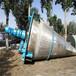 白城出售二手10吨不锈钢双螺旋锥形混合机
