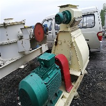 淮安厂家出售二手木屑粉碎机、二手850型木屑多腔粉碎机、二手木屑饲料粉碎机图片