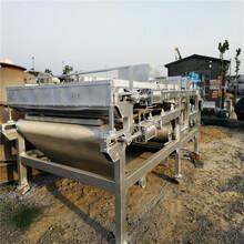 南京常年處理二手各種型號帶式壓濾機圖片