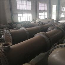 出售二手全新未用30-100碳钢冷凝器
