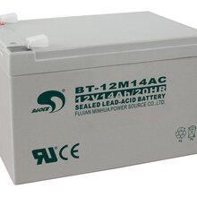 赛特BT-12M14AC(12V14AH蓄电池/20HR)铅酸蓄电池