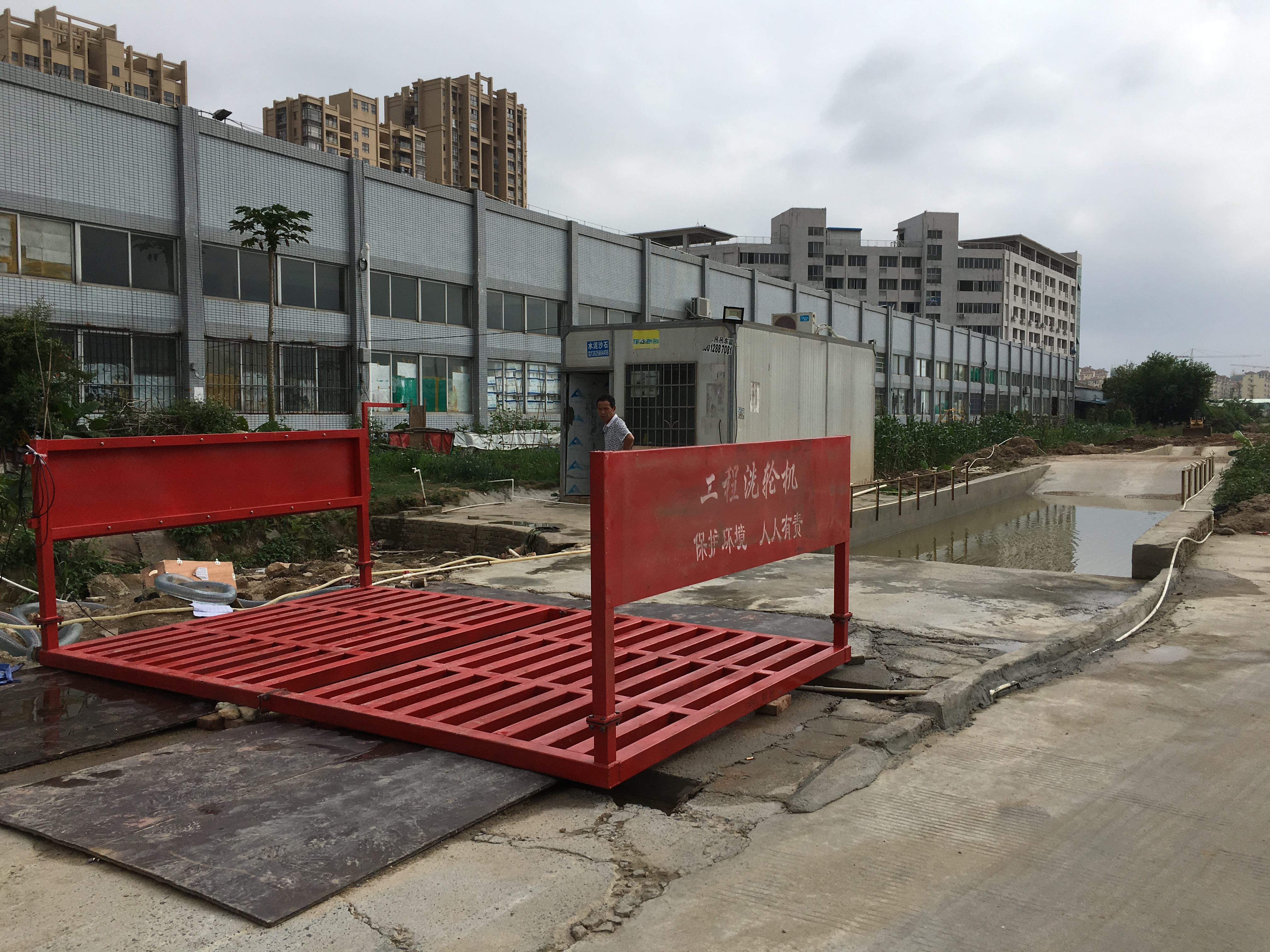 惠州工地用洗轮机报价及图片库本地现货