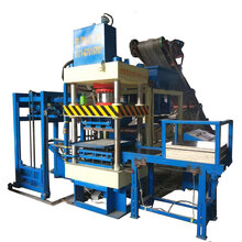 液压垫块机震动砖机全自动桥梁水泥撑棍垫块机械多少钱一台图片