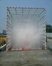 福建工程洗車機圖片