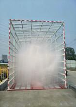新鄉磚廠洗車設備圖片
