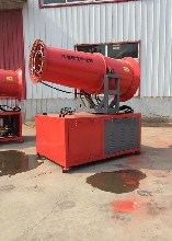 新乡风送式降尘喷雾机图片