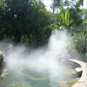 鄲城園林景觀造霧系統