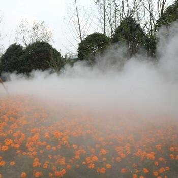 南陵#園林景觀造霧系統
