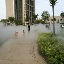 南通戶外廣場噴霧造景系統價格圖片