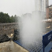 鲁山煤厂车辆冲洗设备免费安装图片