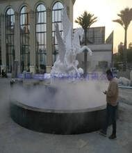 聊城冷雾降温设备系统水处理方案图片