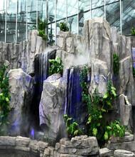 宿迁户外广场喷雾造景系统品牌介绍图片