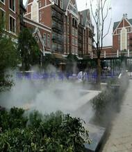 徐州人工造雾设备工作原理图片