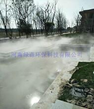 株洲景区山庄造雾设备水处理方案图片