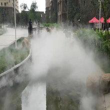 益陽園林造景人造冷霧凈化方案圖片